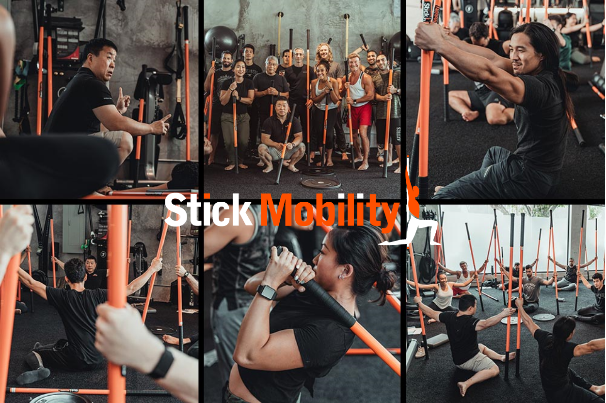 Stick Mobility Certification – Level 1 ( 2 Full-day)